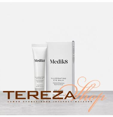 ILLUMINATING EYE BALM MEDIK8 | Tereza Shop