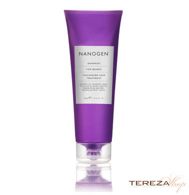SHAMPOO FOR WOMEN  NANOGEN | Tereza Shop