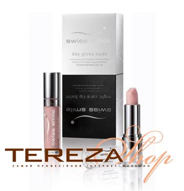 GLORIOUS LIPS LIP GLOSS & LIP BALM  SWISS SMILE | Tereza Shop