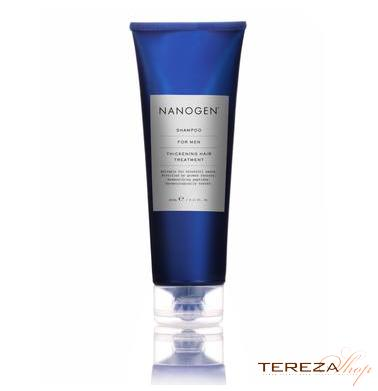 SHAMPOO FOR MEN NANOGEN | Tereza Shop