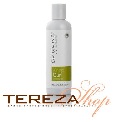 KEEP CURL MEMORY GEL ORGANIC | Tereza Shop