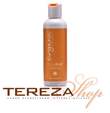POWER BUILD CONDITIONER ORGANIC | Tereza Shop