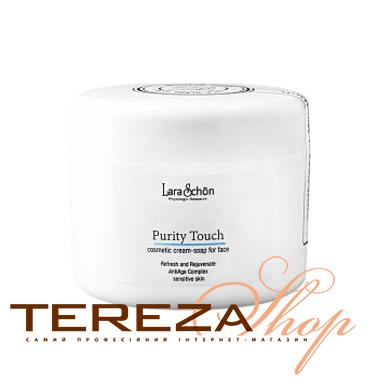 Purity Touch  cream-soap  Birch Tar LARA SCHON | Tereza Shop