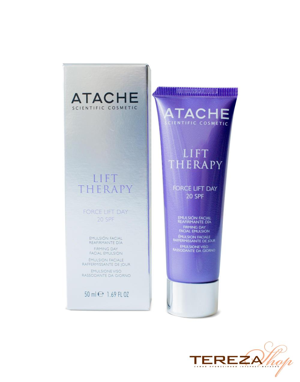 LIFT THERAPY FORCE LIFT DAY SPF 20 ATACHE | Tereza Shop