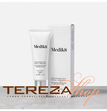 ADVANCED DAY TOTAL PROTECT SPF 30 MEDIK8 | Tereza Shop