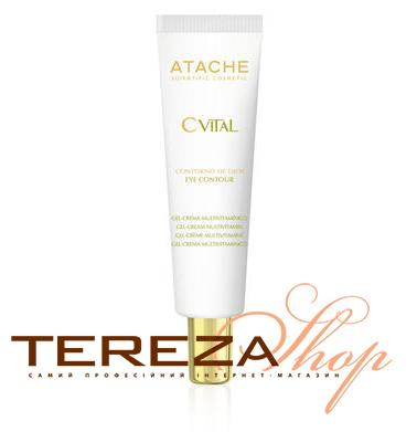 C VITAL MULTIVITAMIN A+C EYE CREAM ATACHE | Tereza Shop