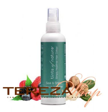 SEAL & SHINE LEAVE-IN CONDITIONER TINTS OF NATURE | Tereza Shop