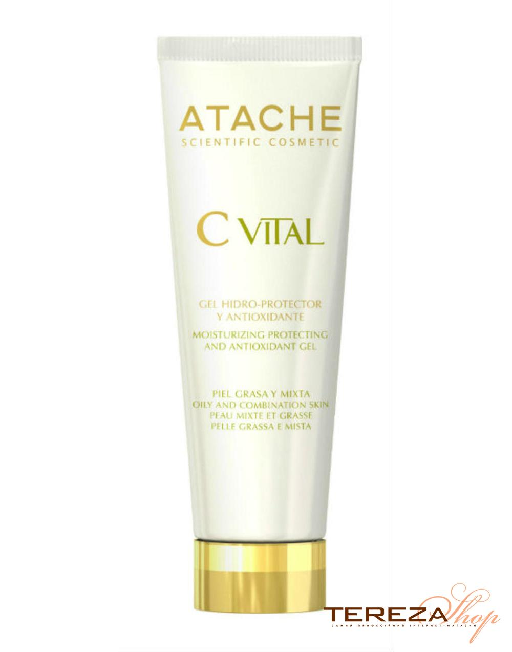 C VITAL CREAM–GEL OILY\COMBINATION SKIN ATACHE | Tereza Shop