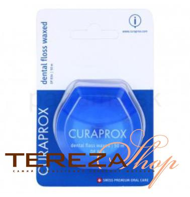 FLOSS WAXED CURAPROX | Tereza Shop