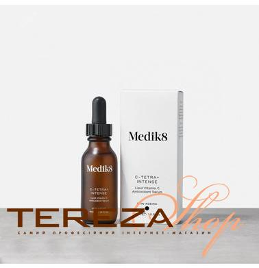 C-TETRA + INTENSE SERUM MEDIK8  | Tereza Shop