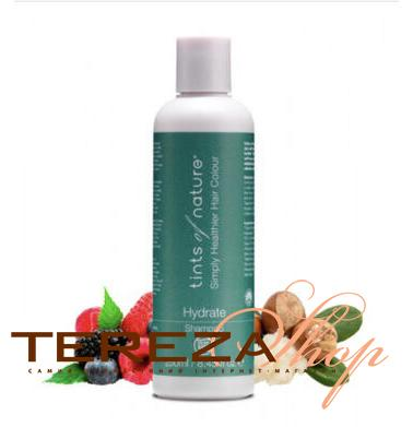 HYDRATE SHAMPOO TINTS OF NATURE | Tereza Shop
