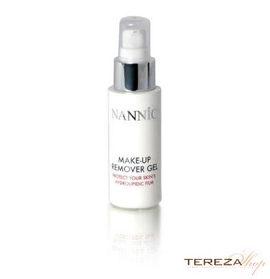 MAKE-UP REMOVER GEL 150ml NANNIC | Tereza Shop