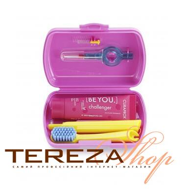 TRAVEL BE YOU PINK CURAPROX | Tereza Shop