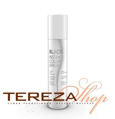INSTANT COLOR SPRAY BLACK VITALITY'S  | Tereza Shop