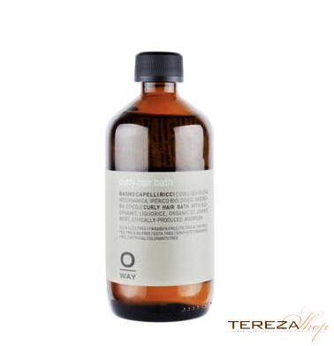 CURLY HAIR BATH 240ml OWAY | Tereza Shop