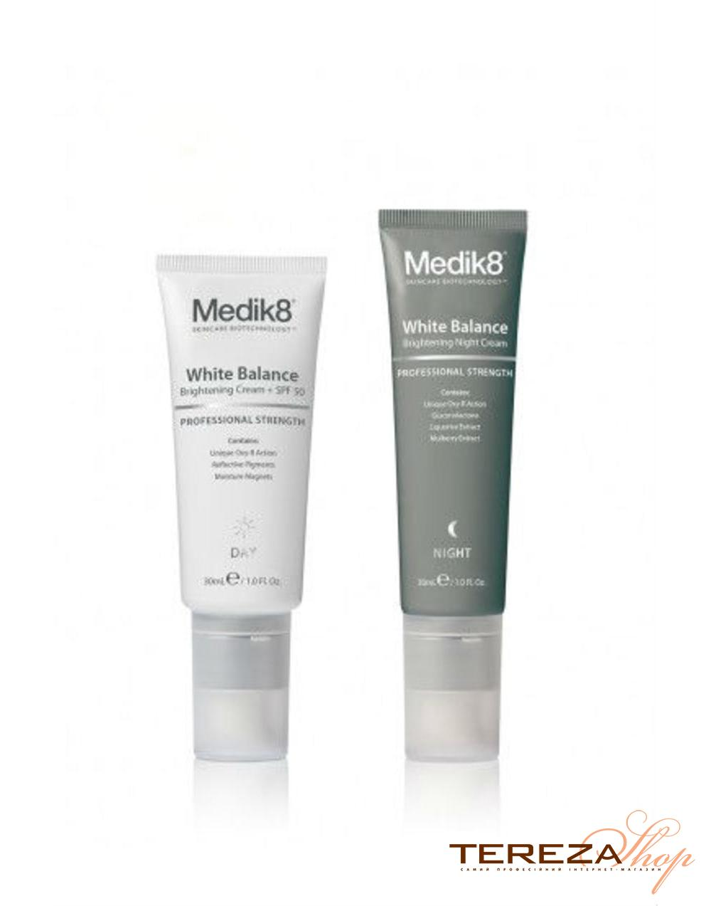 WHITE BALANCE DUO MEDIK8 | Tereza Shop
