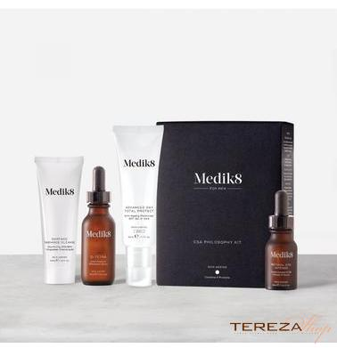 CSA PHILOSOPHY KIT FOR MEN MEDIK8 | Tereza Shop