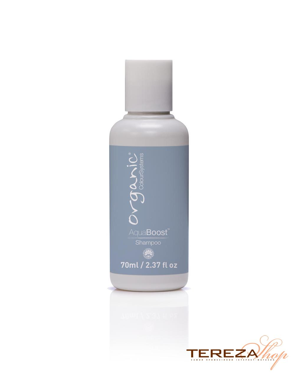 AQUA BOOST SHAMPOO 70ml ORGANIC | Tereza Shop