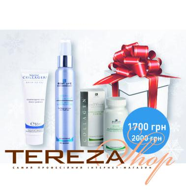 GIFT KIT FOR NAIL AND HAIR BALTIC COLLAGEN | Tereza Shop