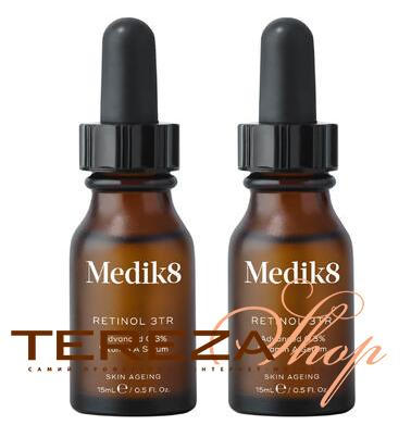 BEAUTY BOX  RETINOL 3TR SERUM DUO + GIFT MEDIK8  | Tereza Shop