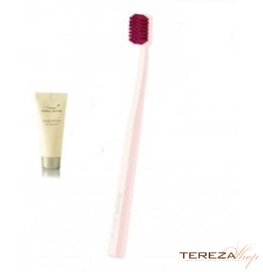 KIT NUDE TOOTHPASTE&TOOTHBRUSH SWISS SMILE | Tereza Shop