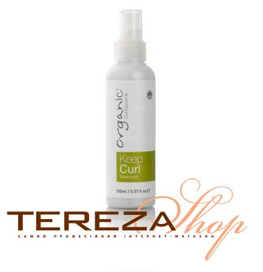 KEEP CURL TREATMENT ORGANIC | Tereza Shop