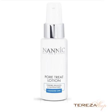 PORE TREAT LOTION 50ml NANNIC | Tereza Shop