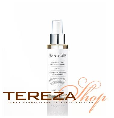 ROOT BOOST THICKENING SPRAY NANOGEN | Tereza Shop