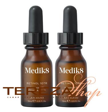 BEAUTY BOX RETINOL 10TR SERUM DUO + GIFT MEDIK8  | Tereza Shop