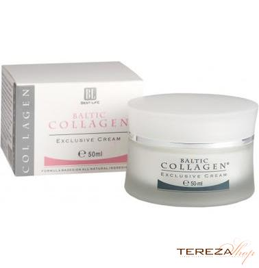 EXLUSIVE CREAM  BALTIC COLLAGEN | Tereza Shop