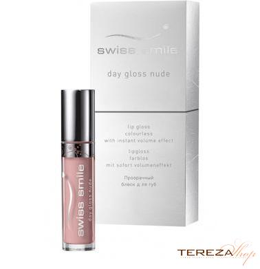 DAY GLOSS NUDE SWISS SMILE | Tereza Shop