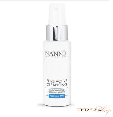PURE ACTIVE CLEANSING 50ml NANNIC | Tereza Shop