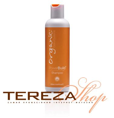 POWER BUILD SHAMPOO ORGANIC | Tereza Shop
