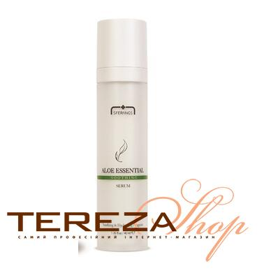 ALOE ESSENTIAL SOOTHING SERUM SFERANGS | Tereza Shop