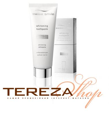 WHITENING TOOTHPASTE SWISS SMILE | Tereza Shop