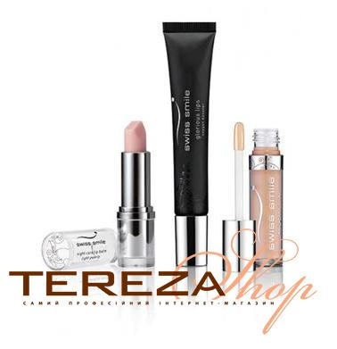 LIP CARE SET SWISS SMILE | Tereza Shop