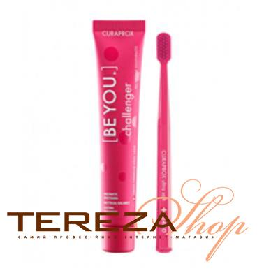 BE YOU CHALLENGER CURAPROX  | Tereza Shop