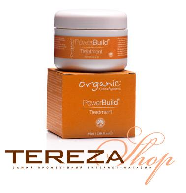 POWER BUILD TREATMENT ORGANIC | Tereza Shop
