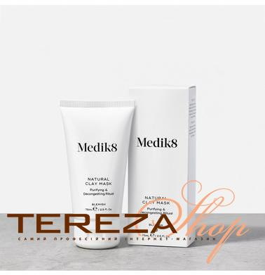 NATURAL CLAY MASK MEDIK8 | Tereza Shop