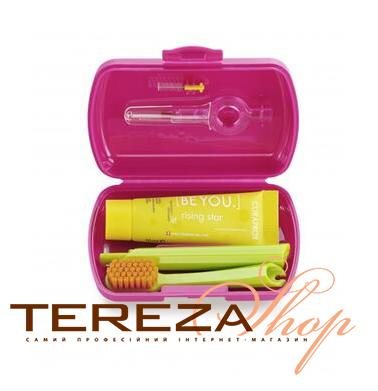 TRAVEL BE YOU RED CURAPROX | Tereza Shop