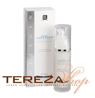 NECK AND FACE GEL BALTIC COLLAGEN | Tereza Shop