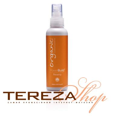 POWER BUILD REVAMP TREATMENT ORGANIC | Tereza Shop