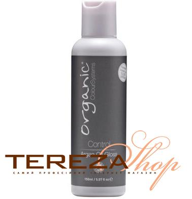 CONTROL ARGAN OIL GLOSS ORGANIC | Tereza Shop