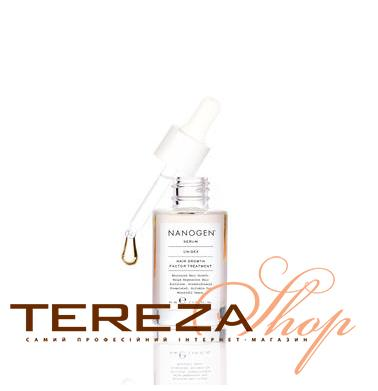 SERUM HAIR GROWTH FACTOR TREATMENT NANOGEN | Tereza Shop