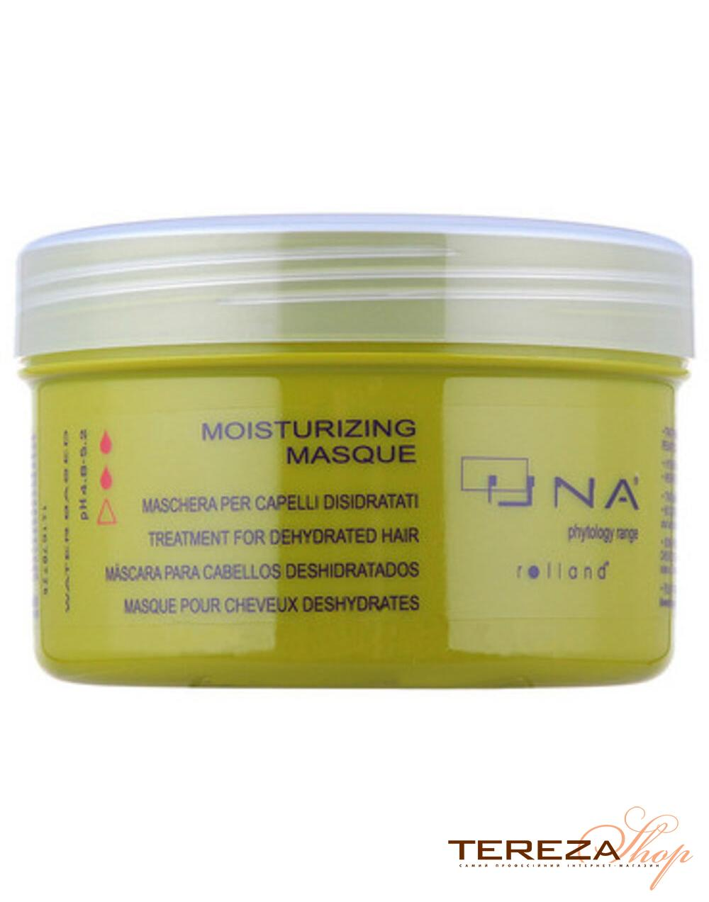 MOISTURIZING MASK 500ml ROLLAND UNA | Tereza Shop