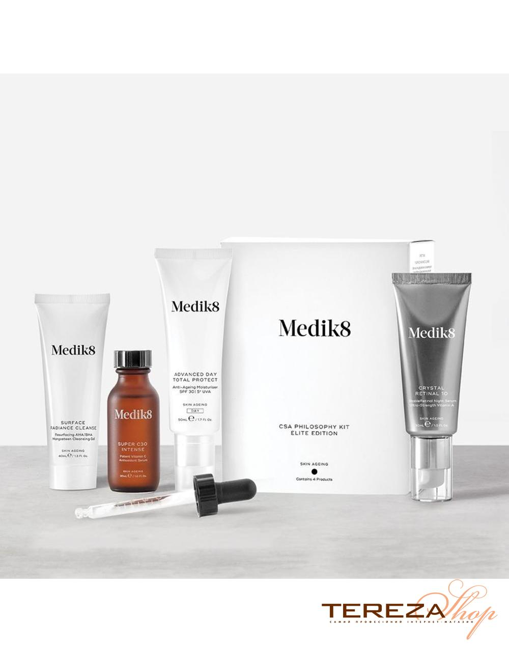 CSA PHILOSOPHY KIT ELITE EDITION MEDIK8 | Tereza Shop