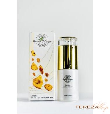 EYES AND LIPS SERUM AMBER COLLAGEN | Tereza Shop